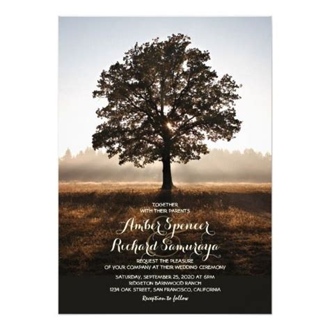 Tree Themed Wedding Invitations by 76 Best Printed Wedding Invitation Templates Images On