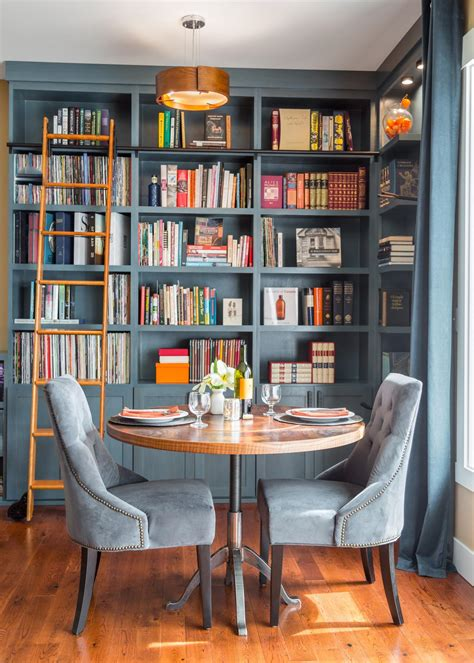mini library ideas excellent small home library design ideas