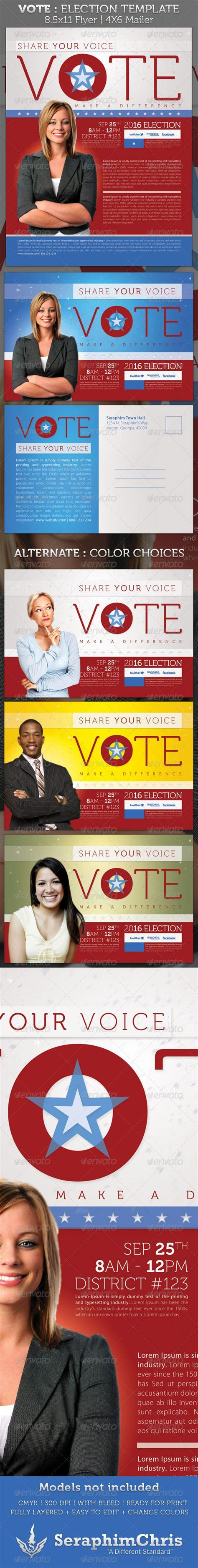 Can This Bra Encourage Voters by 13 Best Free Political Caign Flyer Templates Images On