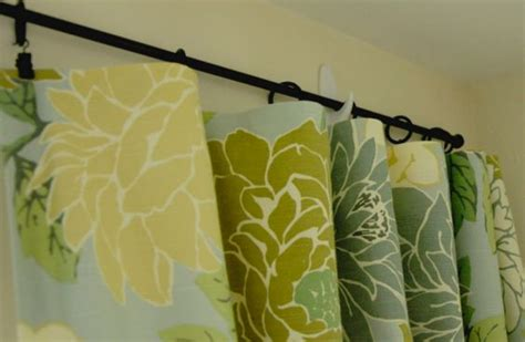 3m hooks for curtain rods curtain rods hanging curtains and on my own on pinterest