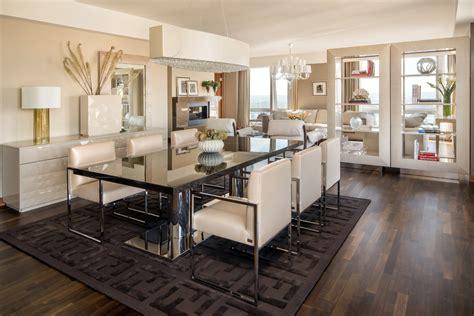 tappeti fendi fendi casa arreda un attico di lusso a new york