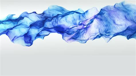 Download Wallpaper 1920x1080 Abstract, Black, Blue, Smoke
