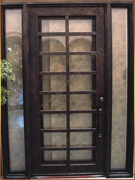 Exterior Aluminum Doors Contemporary Doors Archives Grande Entrances