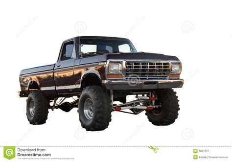 de truck 4x4 4x4 ford ranger truck stock photography image 1821612