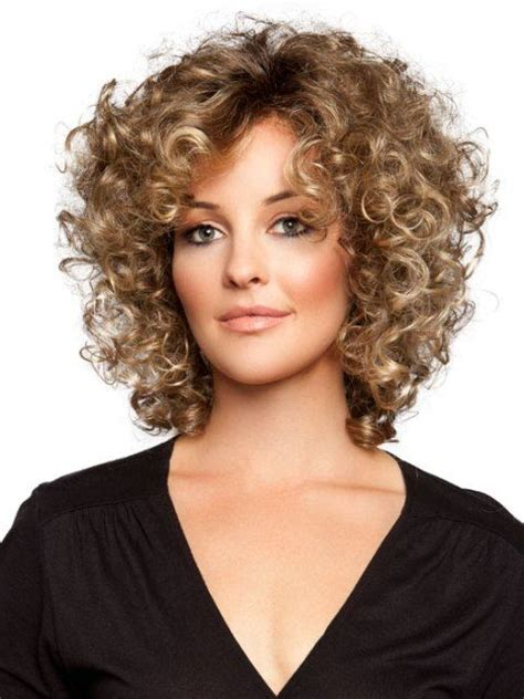 hairstyles curly pinterest cute short curly haircuts for fine hair hair body