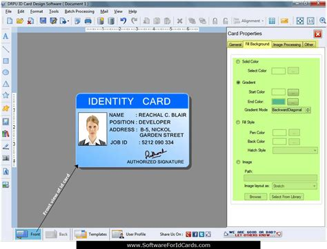 photo layout and printing software cardfive card design printing software squarefreeload