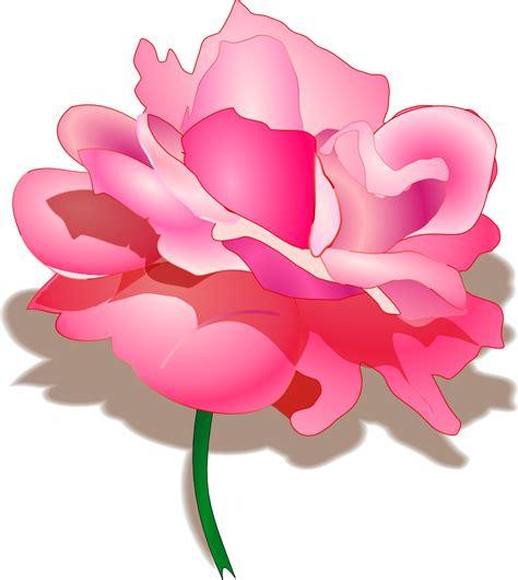 clipart fiore onlinelabels clip