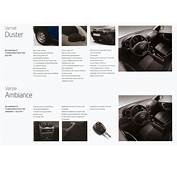 2010 Dacia Duster Brochure