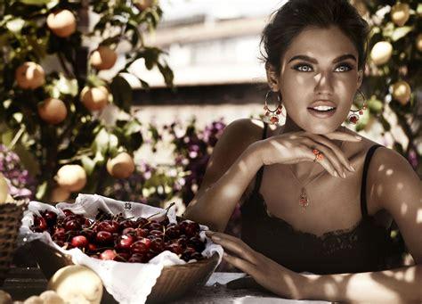 dolce models next company models blog bianca balti for dolce gabbana