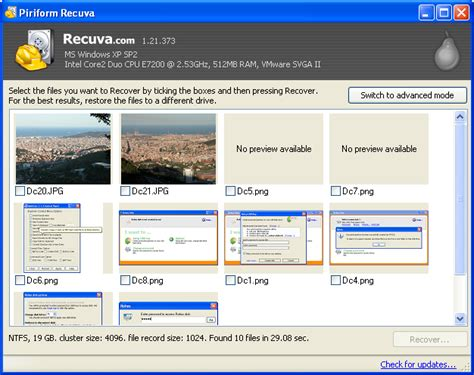 free full version undelete software recuva portable free download
