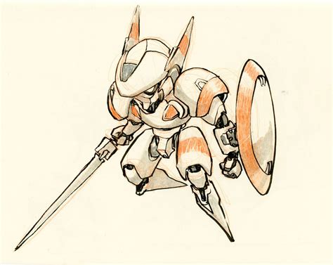 Drawing Robot by Concept Robots Concept Robot Sketches By Jake