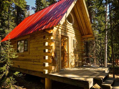 Yukon Cabin by Cabins Marsh Lake Yukon Cabins