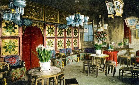 Dining Room Table Has White Spots Taste Of A Decade Restaurants 1900 1910 Restaurant Ing