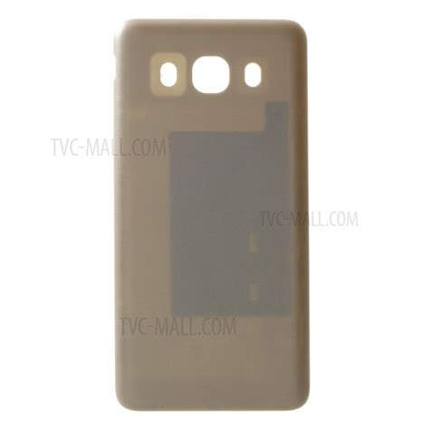 Ipaky Back Samsung J510 J5 2016 Gold oem battery back housing door with nfc antenna for samsung galaxy j5 2016 j510 with duos