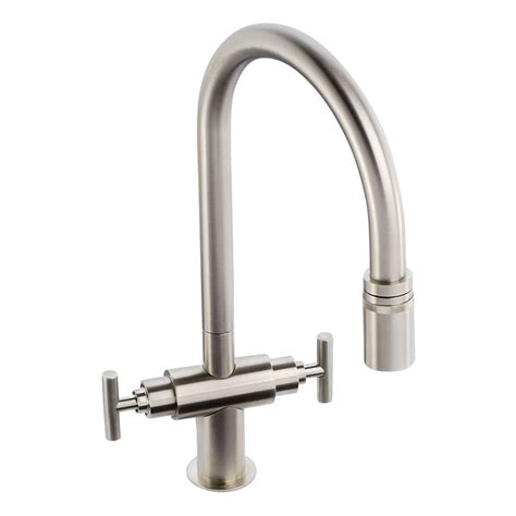 spray taps kitchen sinks abode avior monobloc spray tap at1058 at1059 sinks