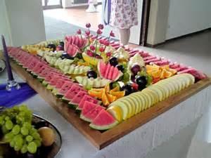 fruit canape fresh fruit