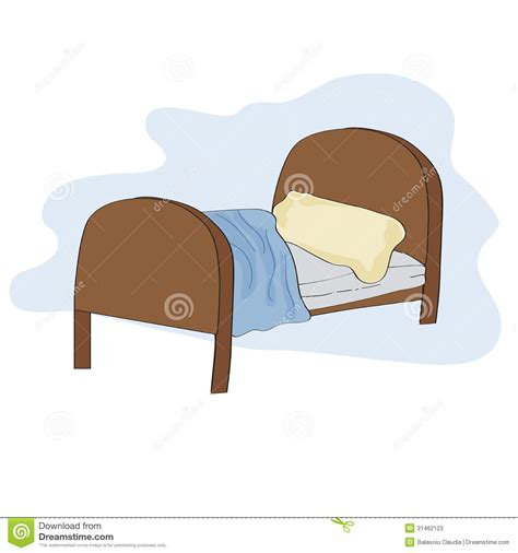 bed format kid bed stock photos image 31462123