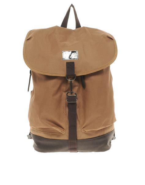 bench backpack bench backpack bench backpack in brown for men lyst