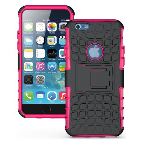 Apple Iphone 6 47 Dual Tough Armor Xphase Army Limited rugged tough shockproof apple iphone 6s pink