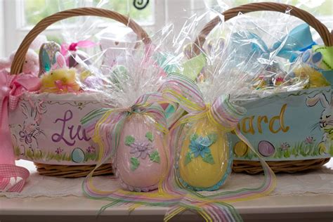 beautiful easter baskets keeping easter traditions and memories alive with handmade