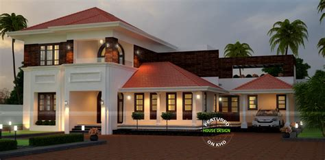 Contemporary Home Design In Kerala Design Architecture