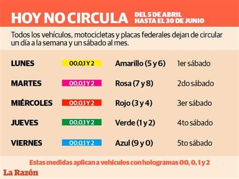 hoy circula doble 24 de mayo de 2016 las multas por no acatar el hoy no circula en la cdmx la