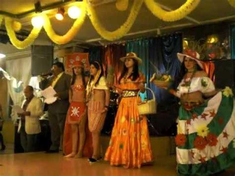 Www Trajes Tipicos De Criolla Bonita | miss criolla bonita en traje tipico youtube