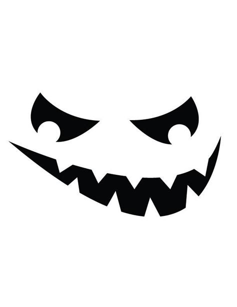 printable jack o lantern best photos of jack o lantern face templates halloween