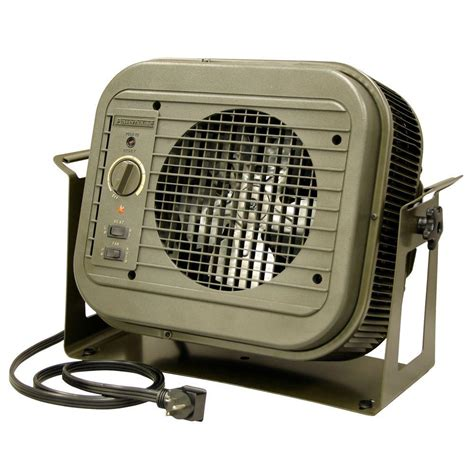 warmwave 1 500 watt electric fan portable heater hfq15a