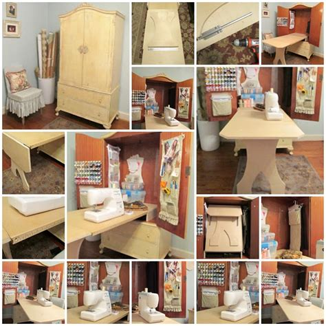 diy sewing armoire sewing cabinet f jpg
