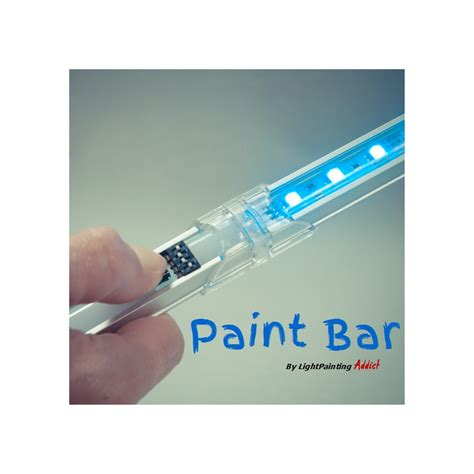 starter kit for rgb paint bar