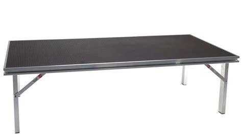 pedane modulari stage fold pedane modulari e componibili per eventi