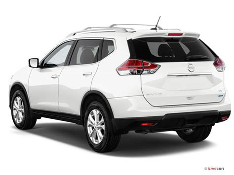 Nissan Rogue 2015 Msrp 2015 Nissan Rogue Pictures Angular Rear U S News
