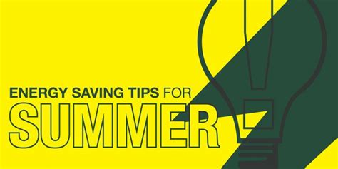 energy saving tips for summer energy saving tips for summer mr electric