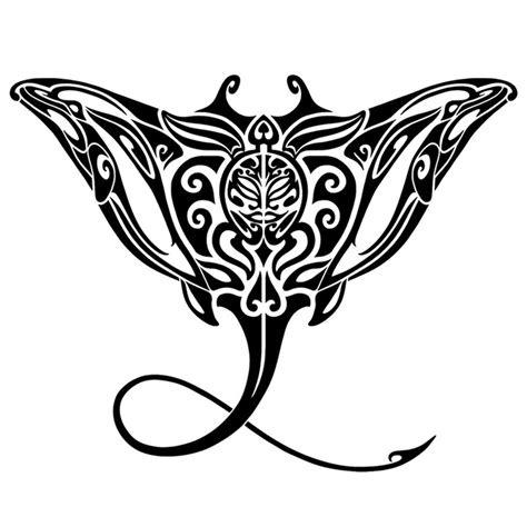 manta ray tattoo designs tribal manta pool mosaic search ideas for