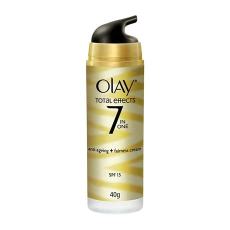 Olay Total Efek olay total effects anti ageing fairness spf15