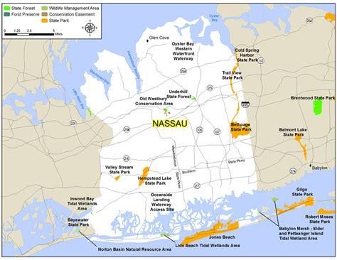 Nassau County Search Nassau County Map Nys Dept Of Environmental Conservation