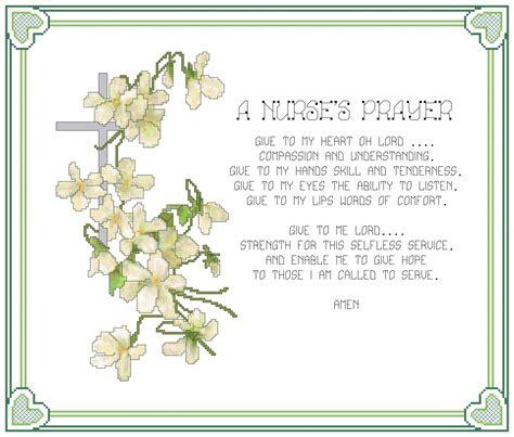 kingdom pattern for prayer a nurse s prayer pattern chart graph