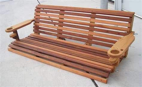 porch swing designs hand made cedar porch swings adirondack chairs and