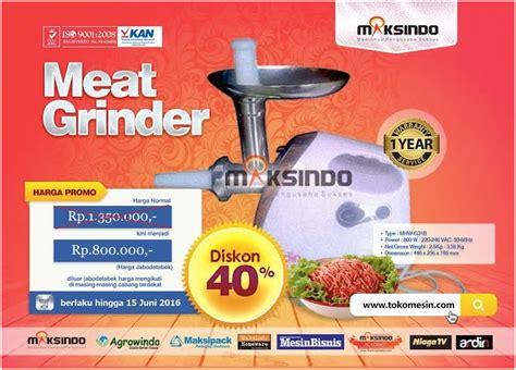 Jual Freezer Mini Di Surabaya jual mesin giling daging mini rumah tangga ardin di