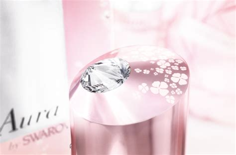 Aura Swarovski Original Singapore Os aura by swarovski collection mariage bridal collection makeup stash