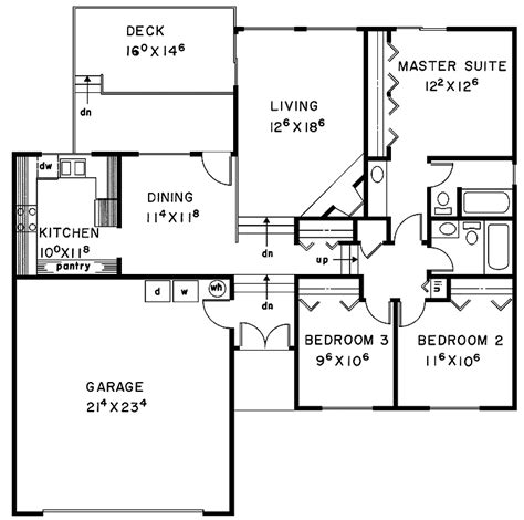 split floor plans best split level house plans house design plans