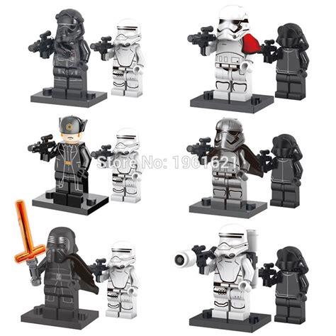 Lego Bootleg Wars The Awakens compra lego wars al por mayor de china