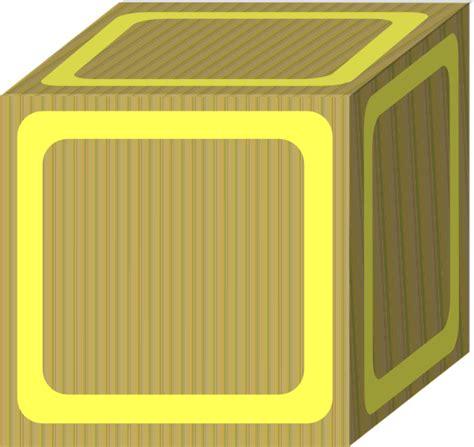 Blockers Clip Block Plain Yellow Clip At Clker Vector Clip Royalty Free Domain