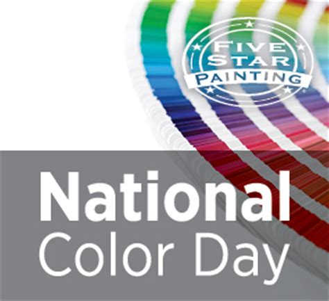 national color day national color day