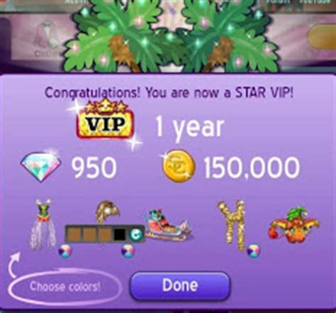 msp vips one year 2016 moviestarplanet com 1 year star vip