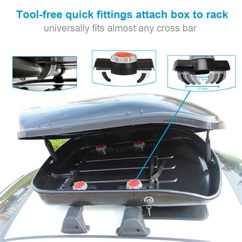 Luggage Rack Car by Universal 280l Car Roof Storage Vehicle Rooftop Luggage