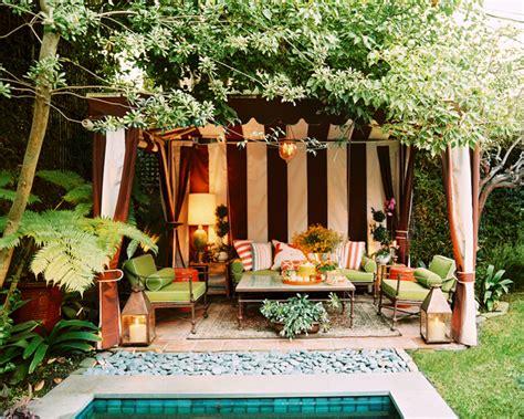 cabana glamour 10 dreamy patio ideas for summer lonny