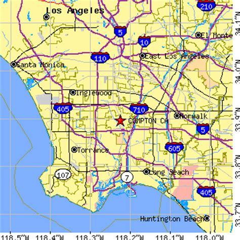 map of compton california compton california ca population data races housing