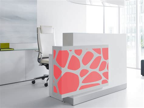 Organic Reception Desk Organic Reception Desks